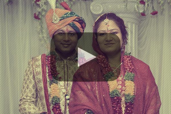 Kusumita & Aniruddha