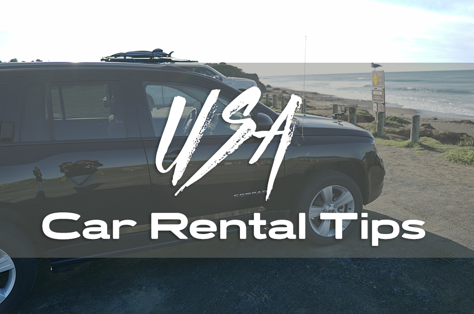 Charges For Car Rental Usa Drop Off