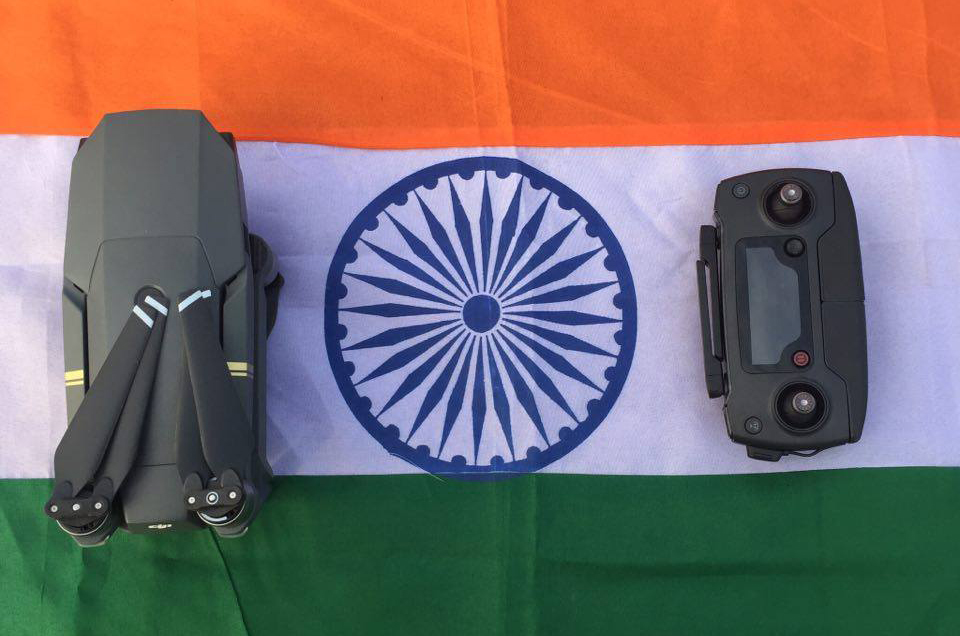 How to get your drone released from Indian Customs