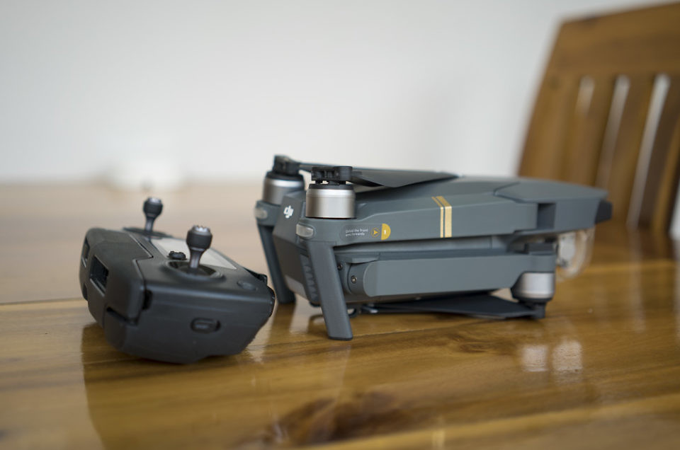 How the DJI Mavic Pro Crashed & was Recovered