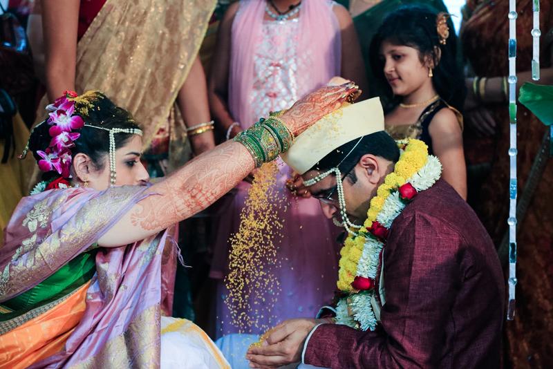 Wedding Story – PARAAG & GEETANJALI