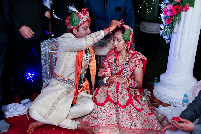 Wedding Story – ANKIT & TANIA