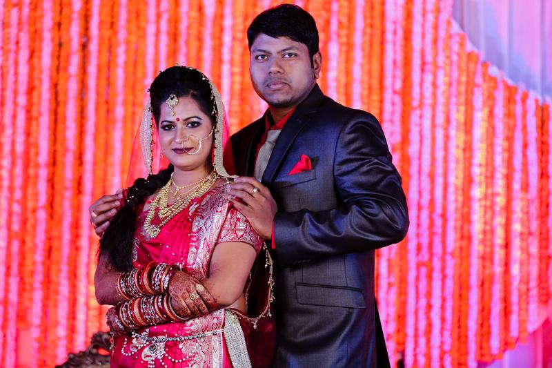 Wedding Story – BIBHU & KAMYA