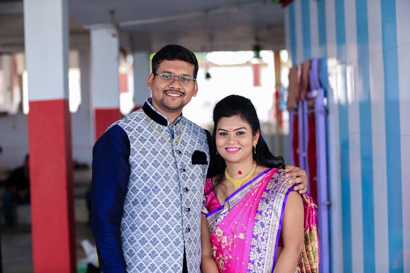 Wedding Story – VARUN & TARU