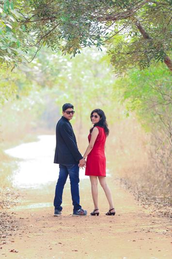 Sweta Pre Wedding Story