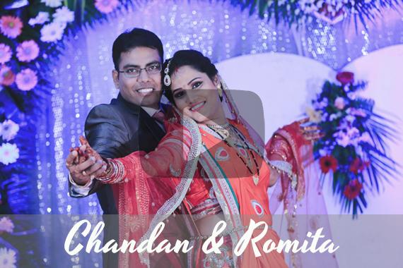 Chandan & Romita