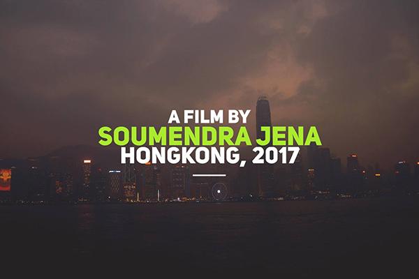 HONGKONG Cityscape - 4K
