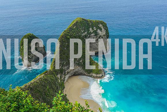 Nusa Penida - Indonesia - 4K