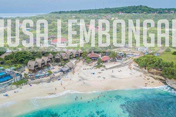 Nusa Lembongan - Bali Indonesia - 4K
