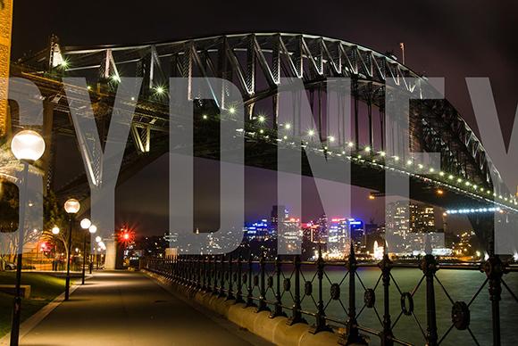 Sydney – A Rainy Day – 4K