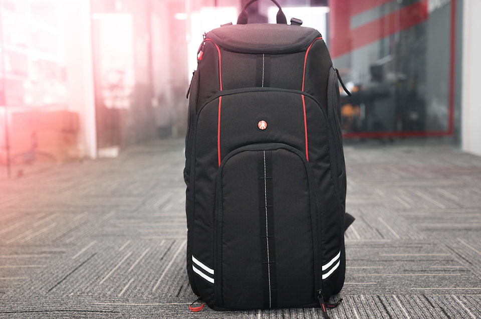 Manfrotto Aviator D1 – The Best Drone Backpack for DJI Phantom Drones!