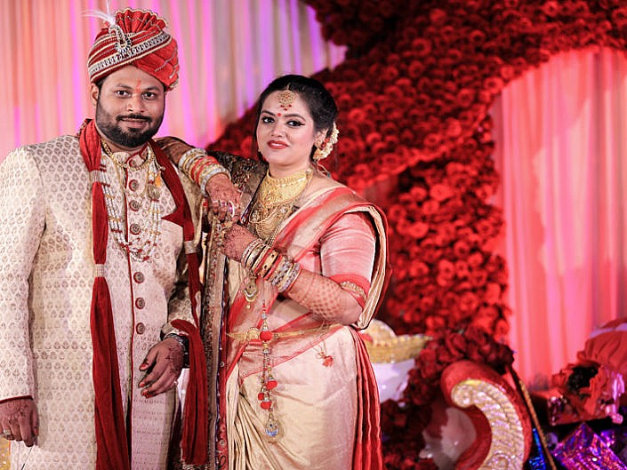 RICHI & AJIT WEDDING STORY