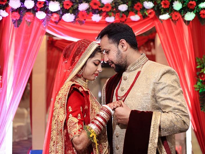 MADHULIKA & SRIJEET WEDDING STORY