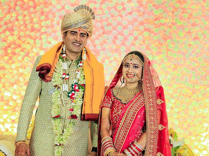 WEDDING STORY – MAHESWARI & SUBHASHISH